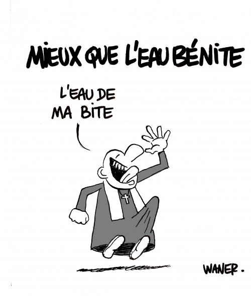 webzine,bd,zébra,gratuit,fanzine,bande-dessinée,caricature,clergé,catholique,pédophilie,dessin,presse,satirique,waner