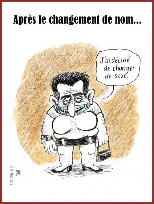webzine,bd,zébra,gratuit,fanzine,bande-dessinée,caricature,nicolas sarkozy,changement de sexe,républicains,dessin,presse,satirique,editorial cartoon