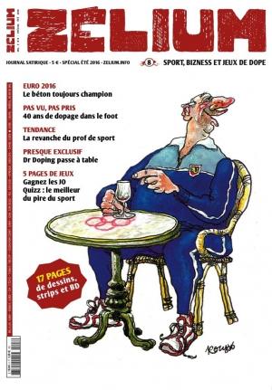 webzine,bd,zébra,bande-dessinée,critique,kritik,zélium,sport,dopage,rousso,decressac,lb,gab,lerouge,cambon
