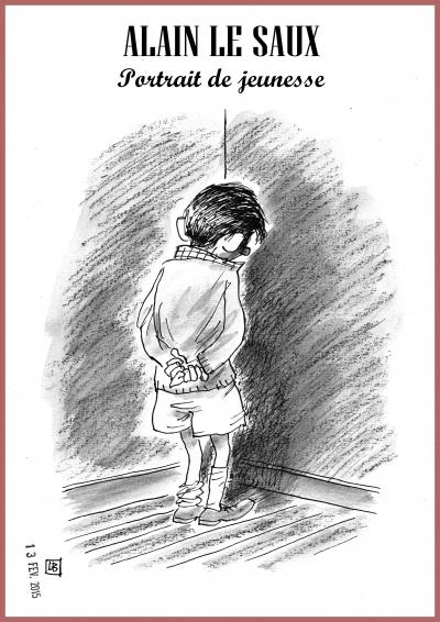 webzine,bd,gratuit,fanzine,zébra,bande-dessinée,illustrateur,hommage,alain le saux,papa,tomi ungerer,lb,portrait