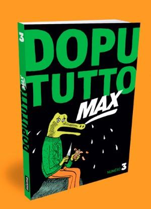 fanzine,bd,zébra,bande-dessinée,fibd,angoulême,prix,alternative,dopu tutto max,2013,toulousaine,misma