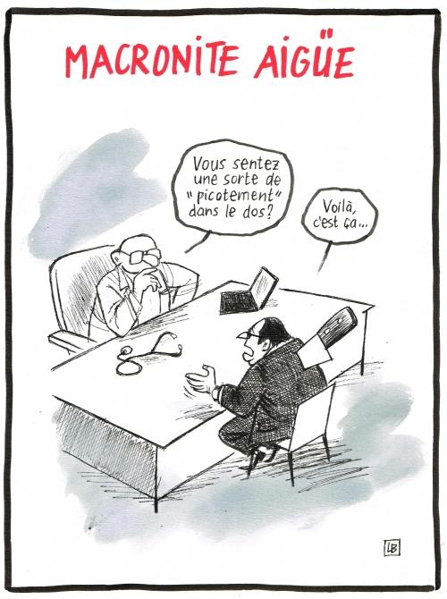 webzine,zébra,bd,gratuit,fanzine,bande-dessinée,caricature,françois hollande,emmanuel macron,macronite,présidentielle,2017,dessin,presse,satirique,lb,editorial cartoon