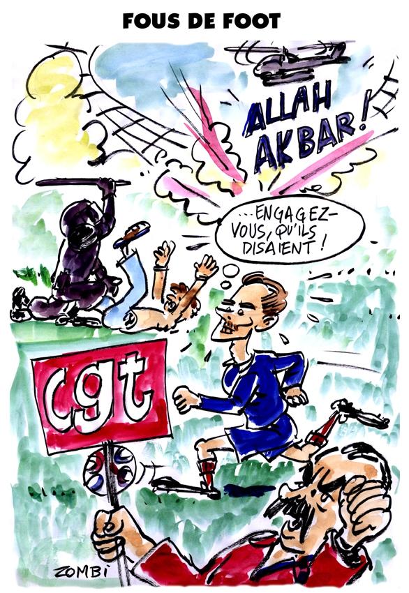 webzinebdzbragratuitbande dessinecaricaturequipe de