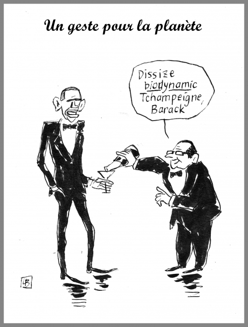 webzine,bd,fanzine,zébra,gratuit,bande-dessinée,caricature,champagne,barack obama,françois hollande,cop21,dessin,presse,satirique,editorial cartoon