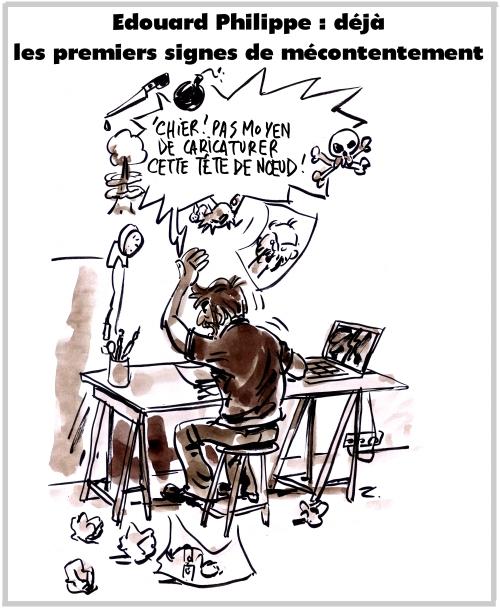 webzine,bd,zébra,fanzine,gratuit,bande-dessinée,caricature,edouard philippe,premier ministre,dessin,presse,satirique,editorial cartoon,zombi