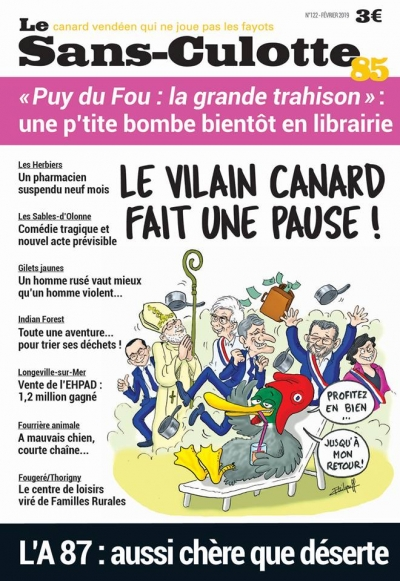 webzine,bd,zébra,gratuit,fanzine,bande-dessinée,caricature,actualité,revue,presse,hebdomadaire,février,2019,xavier bureau,burlingue,galerie,patriarches,censure,waugh,second coming,dc-comics,vertigo,mark russell,richard pace,jésus-christ,roman national,inrockuptibles,marsactu,sans-culotte,galipote,philgreff