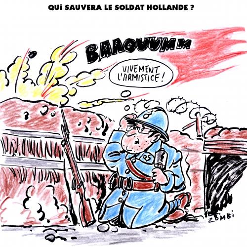 webzine,bd,zébra,fanzine,gratuit,bande-dessinée,satirique,caricature,françois hollande,14-18,poilu,11 novembre,dessin,presse,editorial cartoon,zombi