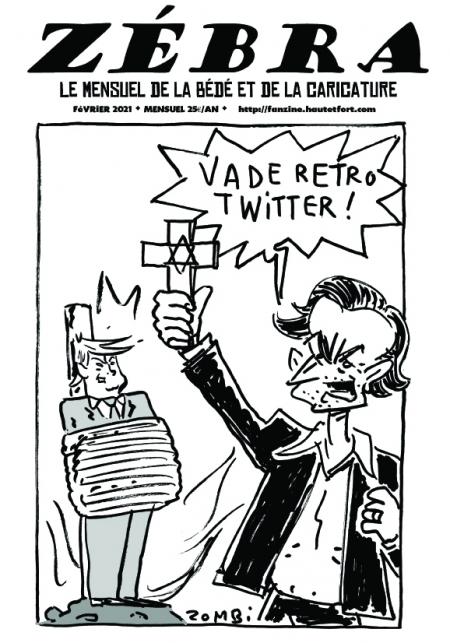 webzine,bd,gratuit,zébra,fanzine,bande-dessinée,pdf,mensuel,caricature,bhl,zombi,reyn,février,énigmatique lb,2021,dessin,presse,satirique