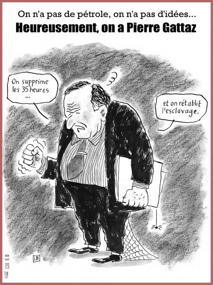 webzine,gratuit,bande-dessinée,zébra,fanzine,bd,satirique,caricature,pierre gattaz,esclavage,pétrole,idées,lb,dessin,presse