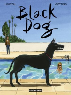 webzine,bd,zébra,fanzine,gratuit,bande-dessinée,critique,kritik,jacques loustal,jean-claude götting,black dog,polar,casterman