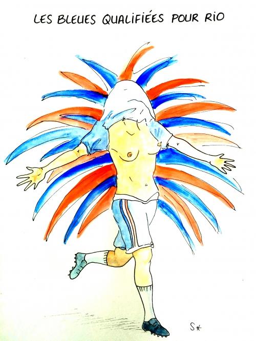 webzine,bd,gratuit,zébra,fanzine,bande-dessinée,gag,bleues,football,jeux olympiques,rio,dessin,satirique