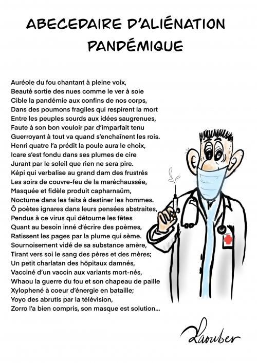 webzine,bd,zébra,gratuit,fanzine,bande-dessinée,caricature,laouber,poème,épidémie,masque,coronavirus,satirique