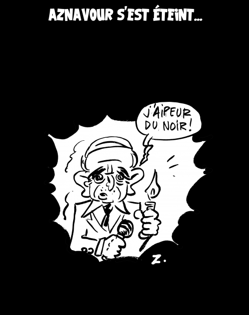 webzine,bd,zébra,fanzine,gratuit,bande-dessinée,caricature,aznavour,disparition,dessin,presse,satirique,editorial cartoon,zombi