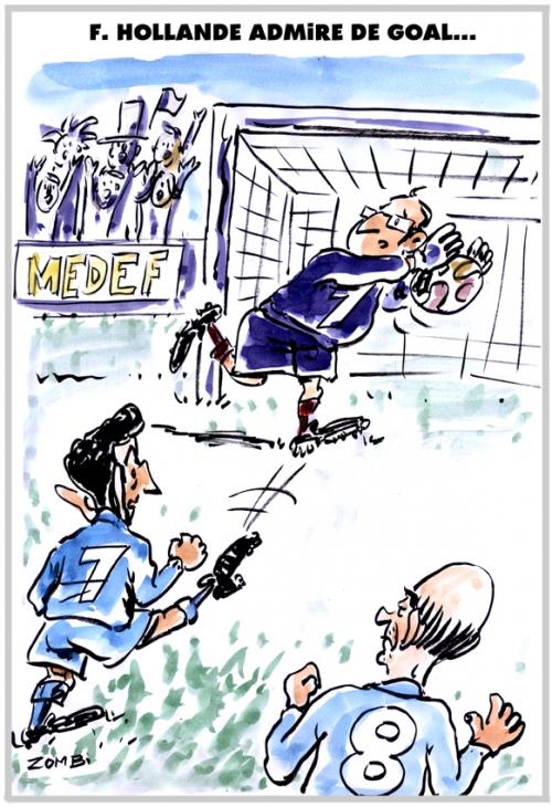 webzine,bd,zébra,fanzine,gratuit,bande-dessinée,caricature,françois hollande,euro 2016,de gaulle,goal,foot,but,nicolas sarkozy,dessin,presse