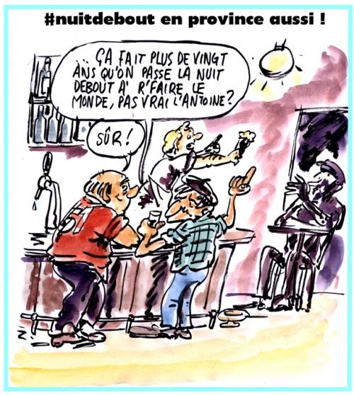 webzine,bd,zébra,gratuit,fanzine,bande-dessinée,caricature,nuit,debout,#nuitdebout,province,bar,bistrot,dessin,presse,satirique,editorial cartoon,zombi