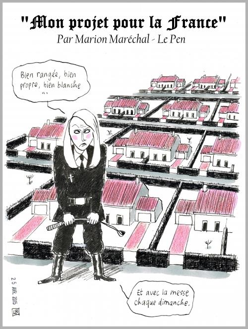 webzine,bd,fanzine,zébra,gratuit,bande-dessinée,caricature,marion,maréchal,lepen,dessin,presse,satirique,editorial cartoon,lb