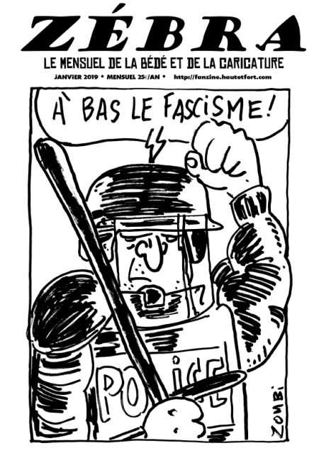 webzine,bd,gratuit,zébra,fanzine,bande-dessinée,pdf,mensuel,caricature,zombi,adéka,lb,laouber,janvier,2019,dessin,presse,satirique
