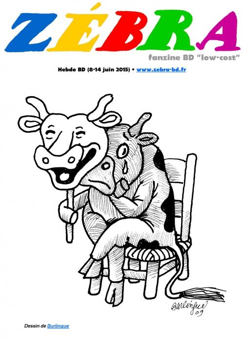 webzine,bd,gratuit,fanzine,zébra,bande-dessinée,revue de presse,actualité,hebdomadaire,dessin,presse,caricature,burlingue,issuu.com,pdf,lien hypertexte