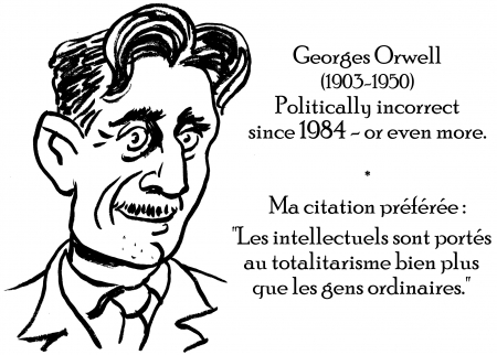 webzine,zébra,gratuit,bd,fanzine,bande-dessinée,antistyle,littéraire,critique,littérature,portrait,écrivain,caricature,citation,super-héros,intellectuel,dragon,george orwell,george bernanos