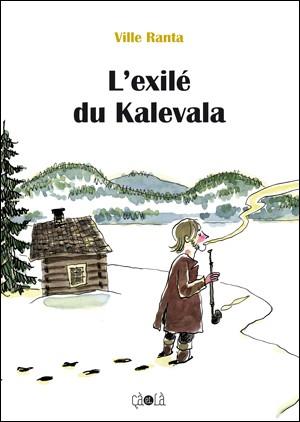 fanzine,zébra,bd,ville ranta,kalevala,exilé,ça et la,finlande,impressionniste