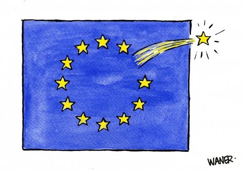 webzine,bd,zébra,gratuit,fanzine,bande-dessinée,caricature,europe,étoiles,drapeau européen,étoile filante,brexit,dessin,presse,satirique,waner