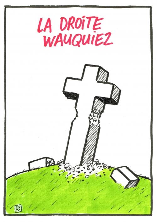 webzine,bd,zébra,gratuit,fanzine,bande-dessinée,caricature,laurent wauquiez,croix,lorraine,républicains,dessin,presse,satirique,editorial cartoon,énigmatique lb