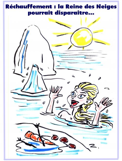 webzine,zébra,gratuit,fanzine,bd,bande-dessinée,caricature,réchauffement climatique,reine des neiges,dessin,presse,satirique,editorial cartoon,zombi
