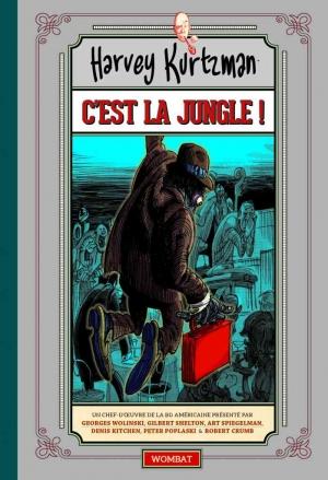 webzine,bd,zébra,caricature,fanzine,bande-dessinée,critique,harvey kurtzman,jungle,wombat,gotlib,fluide-glacial,wolinski,spiegelman
