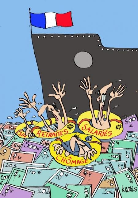 webzine,bd,zébra,gratuit,fanzine,bande-dessinée,caricature,krokus,naufrage,france,retraités,chômeurs,immigrés,dessin,presse,satirique,editorial cartoon