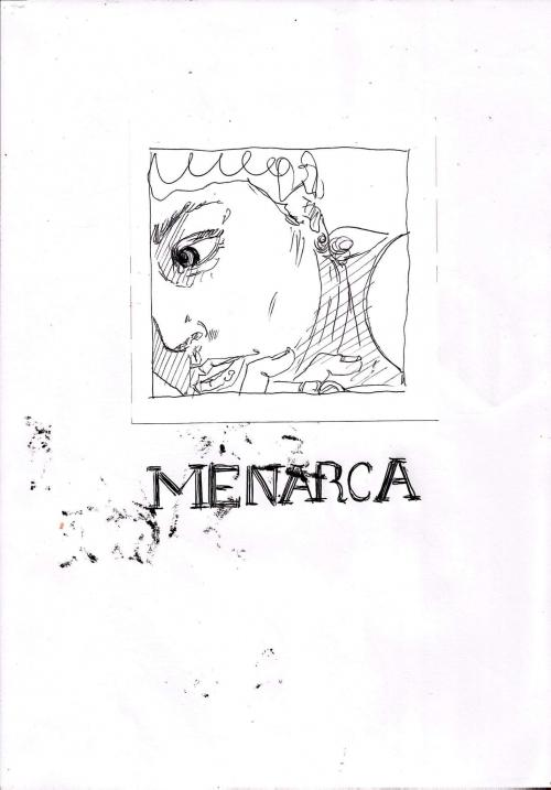 webzine,bd,zébra,gratuit,fanzine,bande-dessinée,armando genco,menarca,premières règles,puberté,dessin