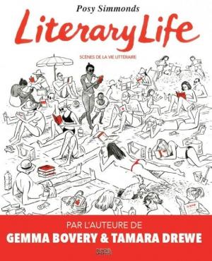 webzine,bd,zébra,gratuit,fanzine,bande-dessinée,kritik,critique,posy simmonds,literary life,denoël graphic,bretécher