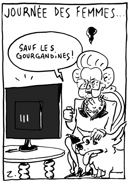 webzine,bd,zébra,gratuit,fanzine,bande-dessinée,elisabeth ii,reine,angleterre,journée,femme,gourgandine,dessin,presse,satirique,zombi