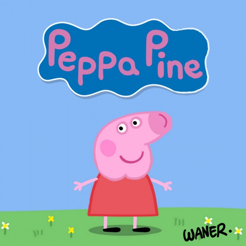 webzine,bd,zébra,gratuit,fanzine,bande-dessinée,humour,waner,dessin,parodie,peppa pig