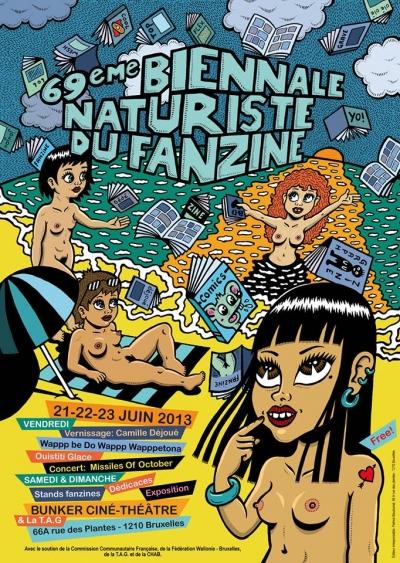 webzine,gratuit,zébra,bd,fanzine,bande-dessinée,bruxelles,biennale,naturiste,festival,fanzinorama,fanzinothèque,affiche,camille déjoué,facebook