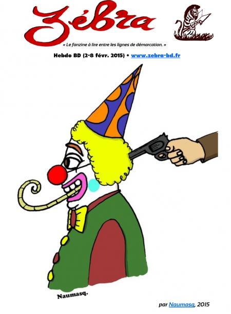 webzine,bd,gratuit,fanzine,zébra,bande-dessinée,revue de presse,actualité,hebdomadaire,couverture,naumasq,issuu.com,pdf,lien hypertexte