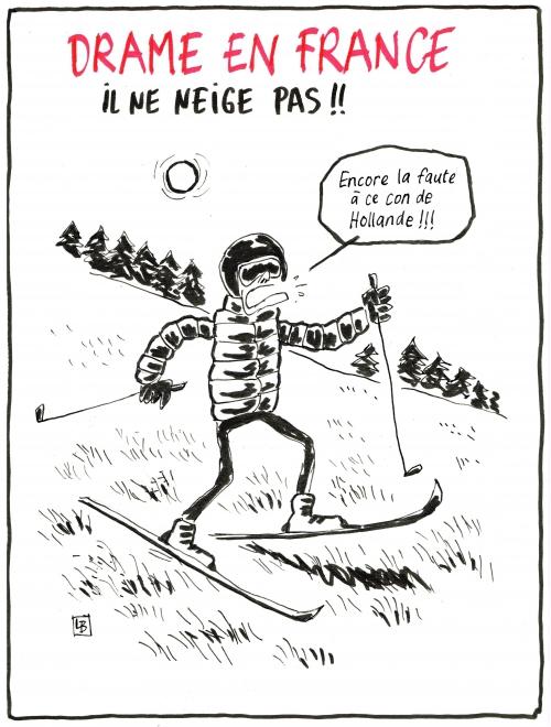 webzine,zébra,bd,gratuit,fanzine,bande-dessinée,caricature,sports d'hiver,2016,françois hollande,dessin,presse,satirique,editorial cartoon,lb
