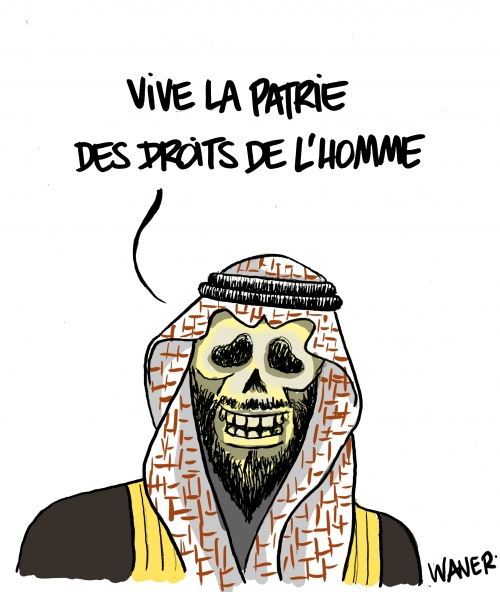 webzine,bd,zébra,gratuit,fanzine,bande-dessinée,caricature,arabie saoudite