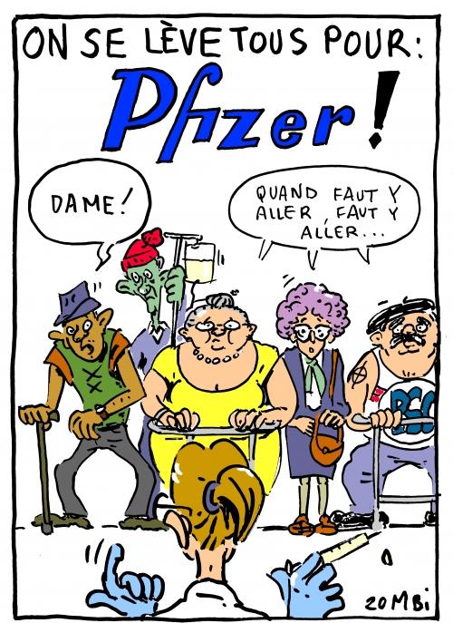 webzine,bd,zébra,fanzine,gratuit,bande-dessinée,caricature,pfizer,ehpad,vaccination,vaccin,publicité,dessin,presse,satirique,zombi