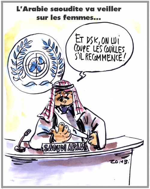 webzine,bd,zébra,gratuit,fanzine,bande-dessinée,caricature,arabie saoudite,onu,condition féminine,dessin,presse,satirique,editorial cartoon,zombi