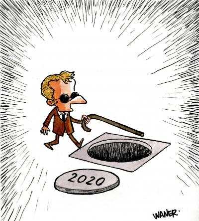 webzine,bd,zébra,gratuit,fanzine,bande-dessinée,revue,presse,hebdomadaire,2020,janvier,fluide glacial,emmanuel reuzé,nicolas rouhaud,politiquement correct,orwell,bourvil,nouvel an,1959,2020,waner