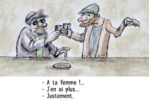 webzine,bd,zébra,gratuit,fanzine,bande-dessinée,caricature,citation,comptoir,bar,café,femme,humour,marc schmitt
