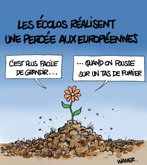 webzine,bd,zébra,gratuit,fanzine,bande-dessinée,caricature,écologistes,écolos,parlement européen,dessin,satirique,waner
