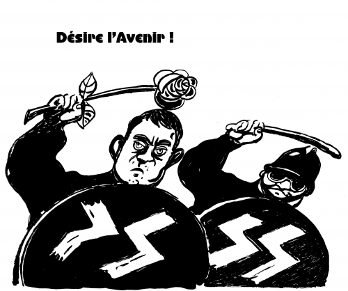 webzine,bd,gratuit,zébra,fanzine,bande-dessinée,caricature,satirique,manuel valls,merri jolivet,