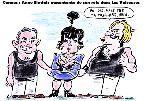 webzine,bd,gratuit,zébra,fanzine,bande-dessinée,satirique,caricature,dsk,anne sinclair,depardieu,cannes,film,dessin,presse,editorial cartoon,zombi