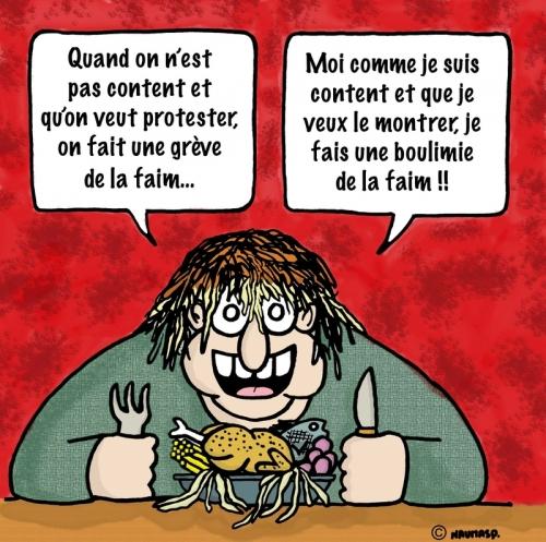 webzine,bd,gratuit,zébra,fanzine,bande-dessinée,gag,naumasq,appétit,boulimie,dessin,presse,humour