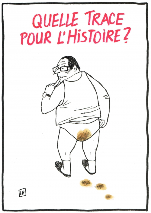 webzine,bd,fanzine,zébra,gratuit,bande-dessinée,caricature,françois hollande,bilan,dessin,presse,satirique,editorial cartoon,énigmatique lb