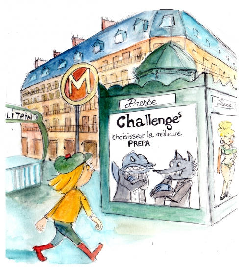 webzine,bd,gratuit,zébra,bande-dessinée,fanzine,strip,lola,aurélie dekeyser,challenge,magazine,métro