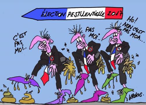 webzine,bd,zébra,gratuit,fanzine,bande-dessinée,caricature,présidentielle,2017,krokus,dessin,presse