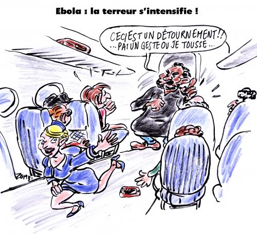 webzine,bd,gratuit,fanzine,zébra,bande-dessinée,satirique,caricature,ebola,terreur,terrorisme,editorial cartoon,dessin,presse,zombi