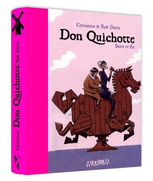 webzine,bd,zébra,gratuit,fanzine,bande-dessinée,critique,kritik,don quichotte,sancho pança,cervantes,warum